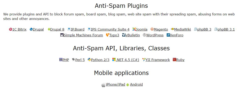 CleanTalk anti-spam service – IBeBlog